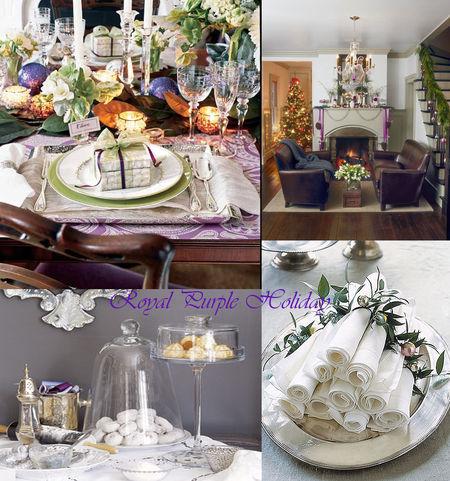 Royal Purple Inspiration