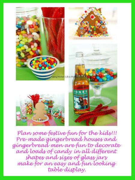 Gingerbread inspiration board web
