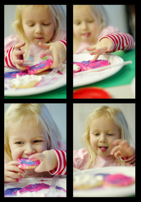 Cookie collage web