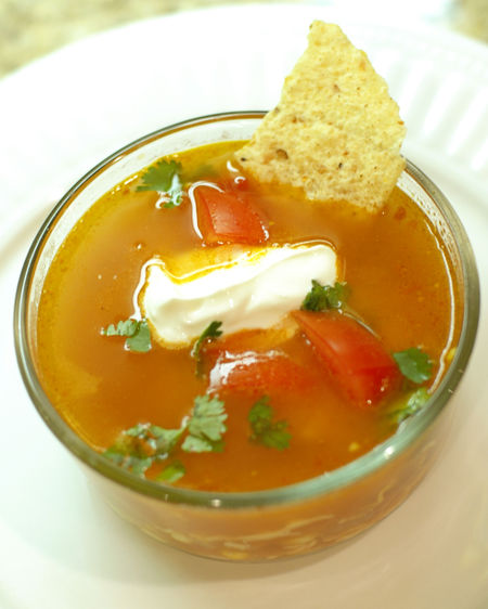 Tortilla soup web