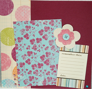 Remember this layout etsy