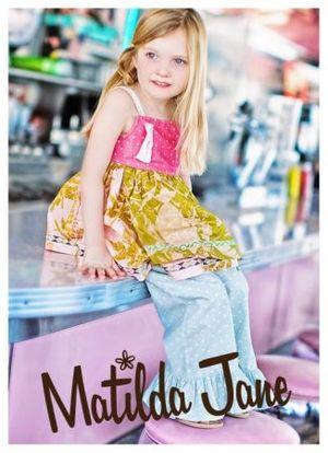 Matilda jane 3