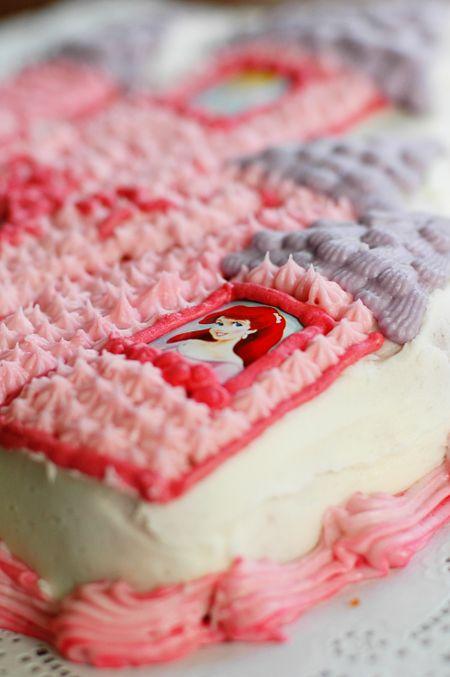 Castle cake 2