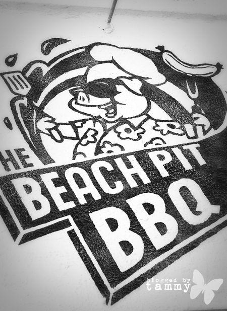 Beach pit