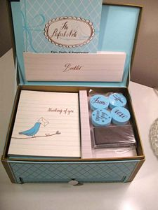 The perfect note box maison belle
