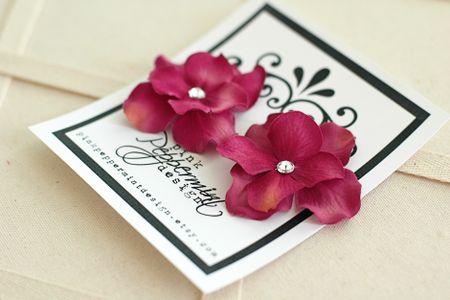 Etsy pink hydrangea set 2