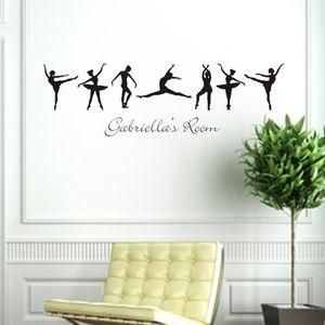 Dancers sixunderatree