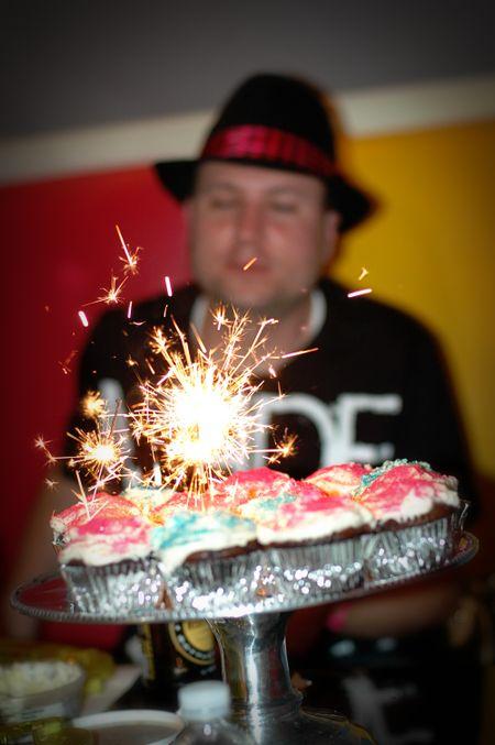 Karaoke 145 candles
