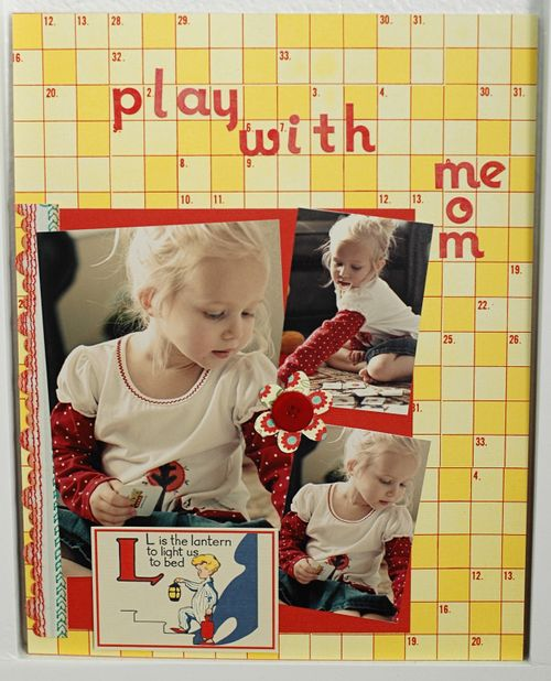 Ash play with me CC may layout