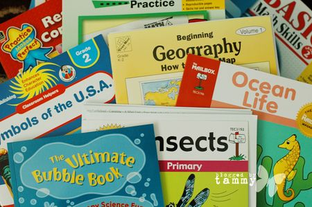 Summer school books